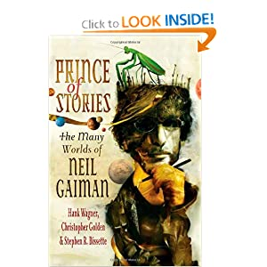 Prince of Stories: The Many Worlds of Neil Gaiman by