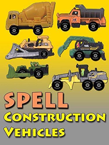 Spell Construction Vehicles