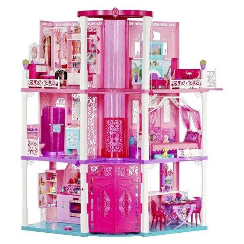 Top Barbie Dreamhouse Playset