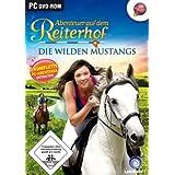 """Abenteuer auf dem Reiterhof: Die wilden Mustangsvon """"Ubisoft"""""""