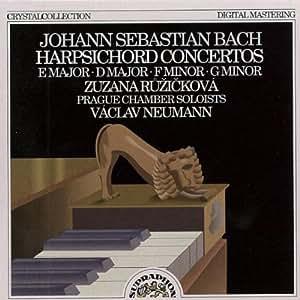 Harpsichord Concertos 2-3-5-7