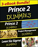 img - for PRINCE 2 For Dummies Three e-book Bundle: Prince 2 For Dummies, Project Management For Dummies & Lean Six Sigma For Dummies book / textbook / text book