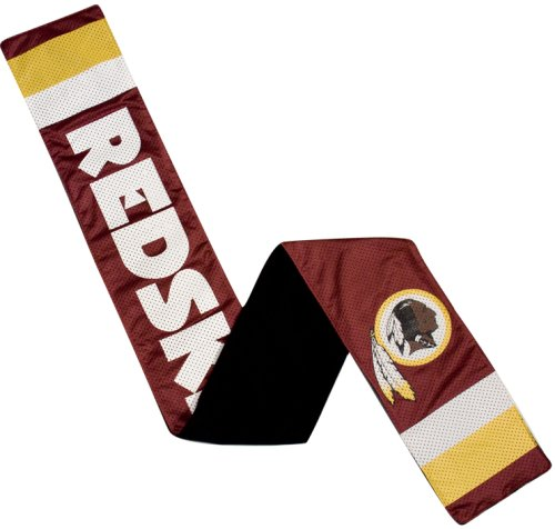 Washington Redskins Jersey Scarf at Amazon.com