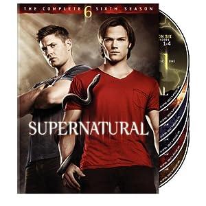 Supernatural - Saison 6 (DVD) [Import avec langue française]