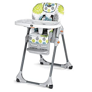 Chicco polly high chair zest baby for Chaise haute safety 1st baby relax