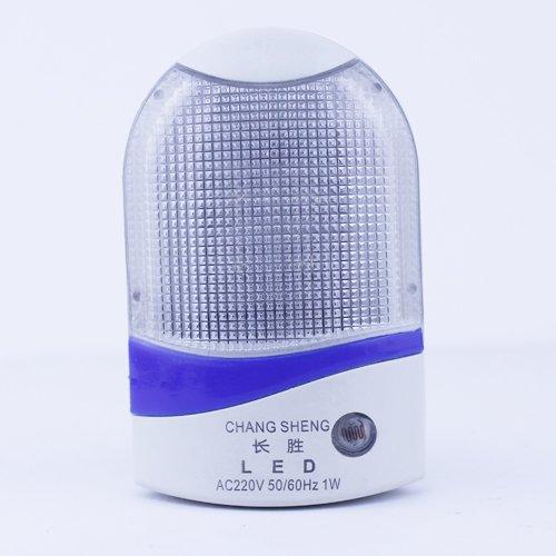 Coffled®1Pcs Automatic Control Led Warm Sensor Energy Saving Mounted Wall Night Light Lamp