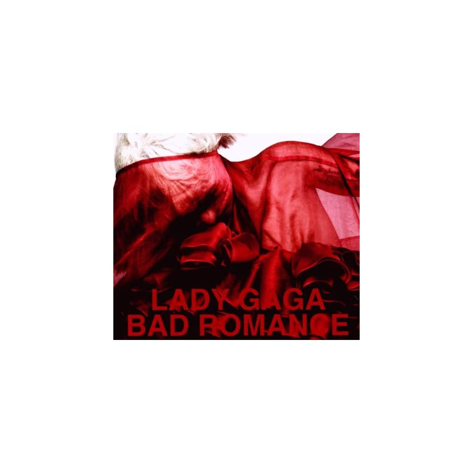 Bad Romance (2 Track) Lady Gaga  Musik