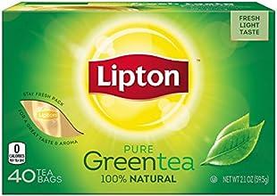 Lipton Tea Bags - Pure Green Tea - 20 Count