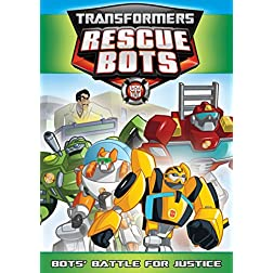 Transformers Rescue Bots: Bots Battle For Justice