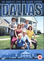 Dallas - Season 1 And 2 - Double-Sided DVD