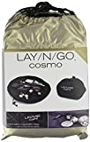 "Lay-n-Go Cosmo Cosmetic Bag (20"", Gold)"
