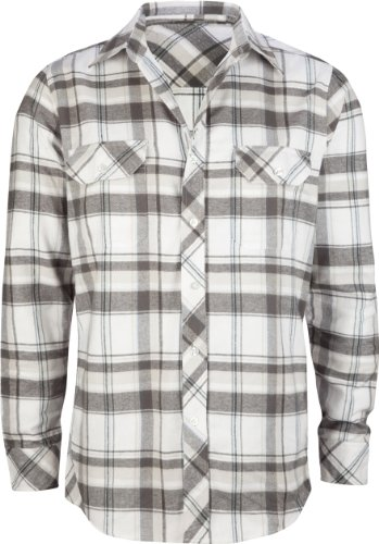 SUBCULTURE Ensenada Mens Flannel Shirt
