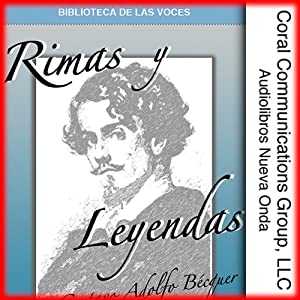 Rimas y Leyendas [Rhymes and Legends] | [Gustavo Adolfo Bécquer]