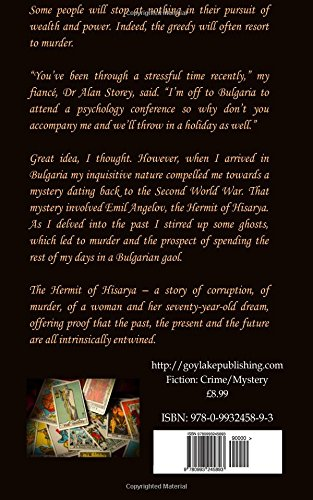 The Hermit of Hisarya: A Sam Smith Mystery: Volume 5 (The Sam Smith Mystery Series)