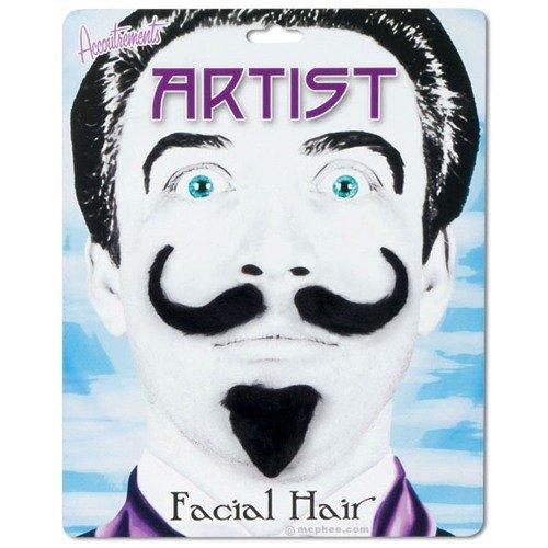 Artist Facial Hair