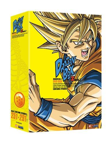 ドラゴンボール Z ボックス7 [DVD] 北米版