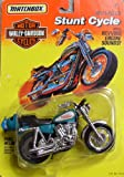 Matchbox Harley-Davidson Motorized Stunt Cycle