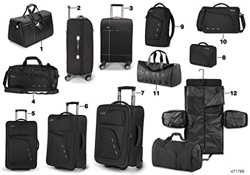 bmw-genuine-logo-telescopic-handle-travel-luggage-bag-suitcase-80222365438