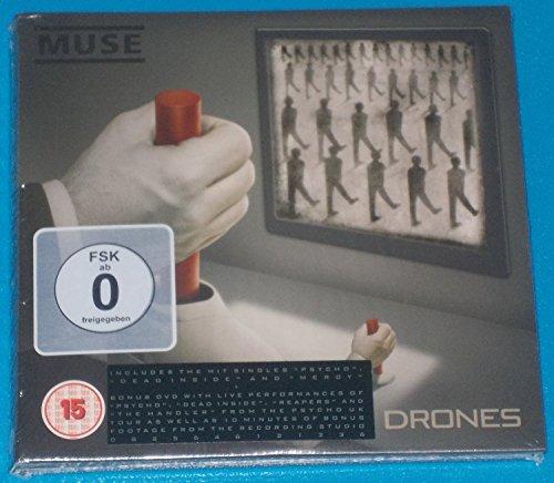 Drones (CD+DVD) Ltd Deluxe Edition