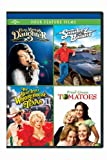 Coal Miners Daughter / Smokey and the Bandit / The Best Little Whorehouse in Texas / Fried Green Tomatoes Four Feature Films
