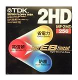 3.5インチ2HDフロッピーディスク TDK MF2HD-256