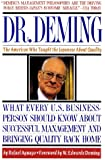 Dr. Deming: The American who Taught the Japanese About Quality (English Edition)
