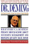 img - for Dr. Deming: The American who Taught the Japanese About Quality book / textbook / text book