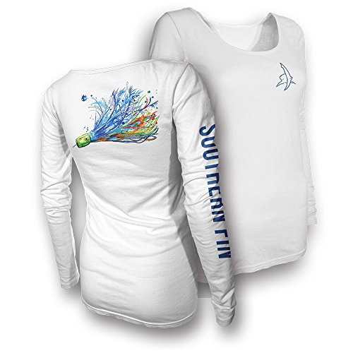 Southern Fin Apparel Womens Performance Fishing Shirt