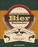 Literarischer Bier-Kalender 2014