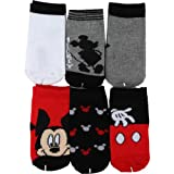 Disney Mickey Mouse Mickey 6-Pack Infant Crew Socks