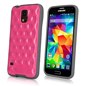 BoxWave Galaxy S5 Fairway Case - TPU Skin Case (More Durable and Tear-Resistant Than Silicone!) with Golf Inspired...