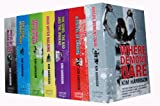 Kim Harrison Kim Harrison Rachel Morgan Series 7 Books Collection Set Pack (Kim Harrison Collection) (Rachel Morgan Collection) (White Witch, Black Curse, For A Few Demons More, Every Which Way But Dead , Dead Witch Walking, The Good, The Bad and The Und