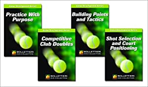 Nick Bollettieri's Game Development Series: 4xDVD Collection