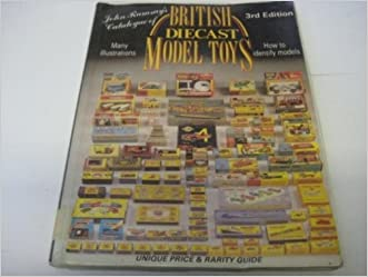 Catalogue of British Diecast Model Toys