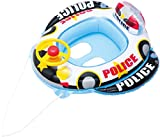 ヒオキ 浮き輪 おまわりさん ベビーボート 70×75cm ランキングお取り寄せ