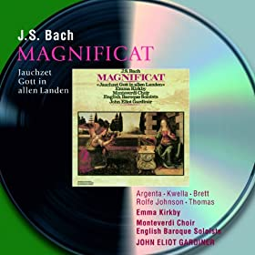 "Magnificat in D Major, BWV 243 - Chorus: ""Magnificat"""