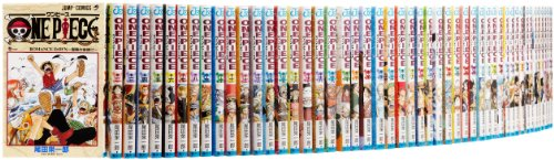 ONE PIECE コミック 1-75巻セット (ジャンプコミックス)