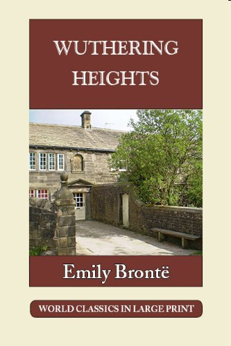 modernity of wuthering heights Find great deals on ebay for wuthering heights in books on antiquarian and collectibles shop with confidence.