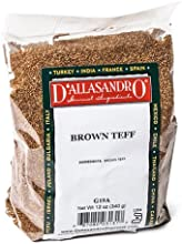 Brown Teff 12 ounce