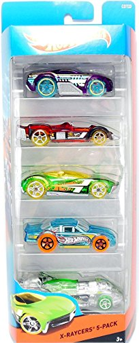 Hot Wheels X-Raycers 5-Pack - 1