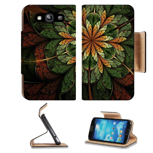 Pattern Picture Layered Samsung Galaxy S3 I9300 Flip Cover Case With Card Holder Customized Made To Order Support Ready Premium Deluxe Pu Leather 5 Inch (132Mm) X 2 11/16 Inch (68Mm) X 9/16 Inch (14Mm) Liil S Iii S 3 Professional Cases Accessories Open Ca