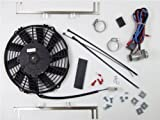Revotec Electronic Cooling Fan Conversion Kit MG Midget 1500cc (B-SMG-1500)