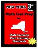 New York 3rd Grade Math Test Prep: Common Core Learning Standards