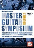 Master Guitar Symposium 1 [DVD] [Import]