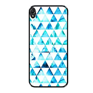 Vibhar printed case back cover for OnePlus X WaterBlue