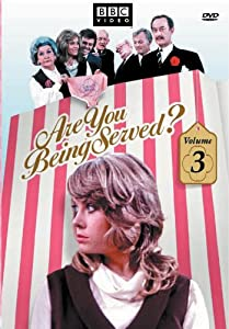 Are You Being Served?, Vol. 3 from BBC Home Entertainment