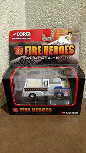 Fire Heroes - 1960 ALF 900 Series Pumper Star & Stripes - Vero Beach - CS90063