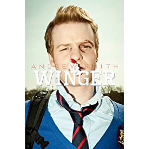 Winger Audiobook