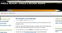 Kindle Review, Kindle Books - iReaderReview by iReaderReview