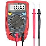Etekcity MSR-R500 Digital Multimeter, Amp / Ohm / Volt Meter, Multi Tester w/ Diode and Continuity Test